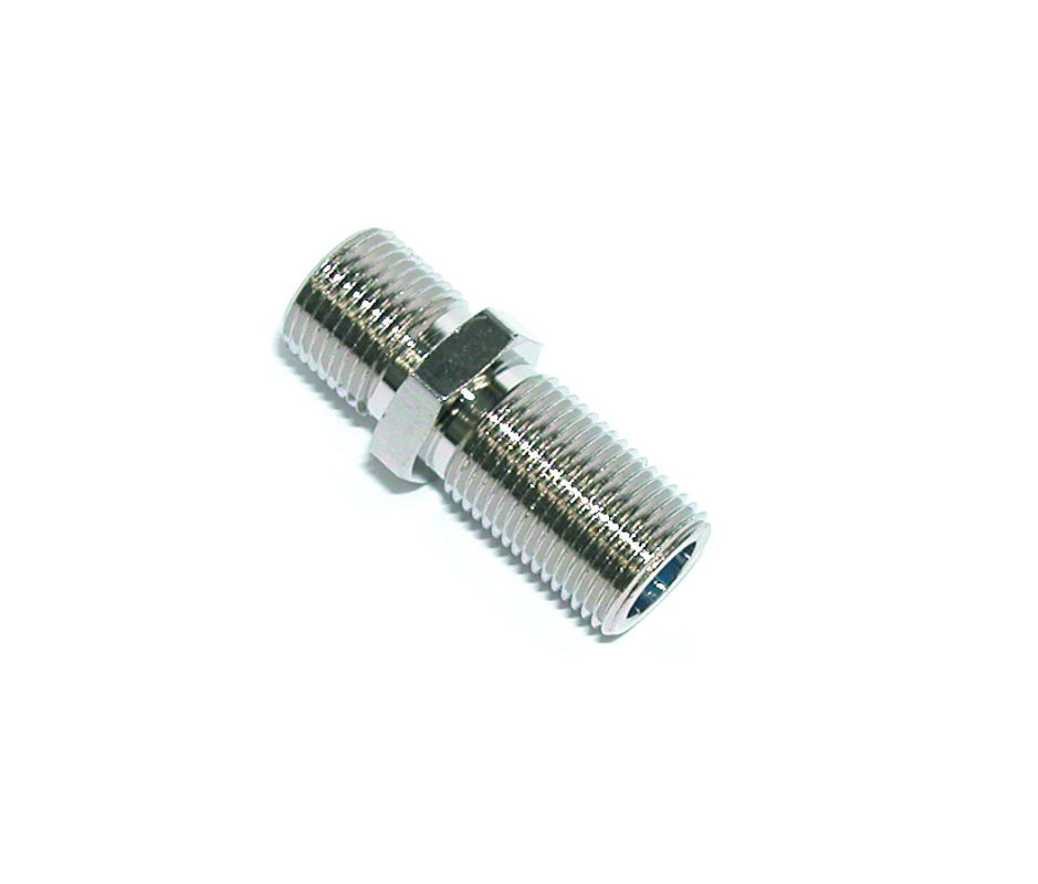 Hills BC71150 F-Type Female to Female Barrel High Return Loss Adaptor