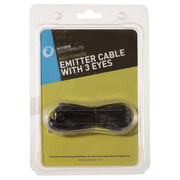 Hills BC77216 3-Eye Infrared Emitter Accessory Cable