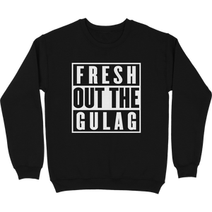 Fresh Out Of The Gulag Sweater