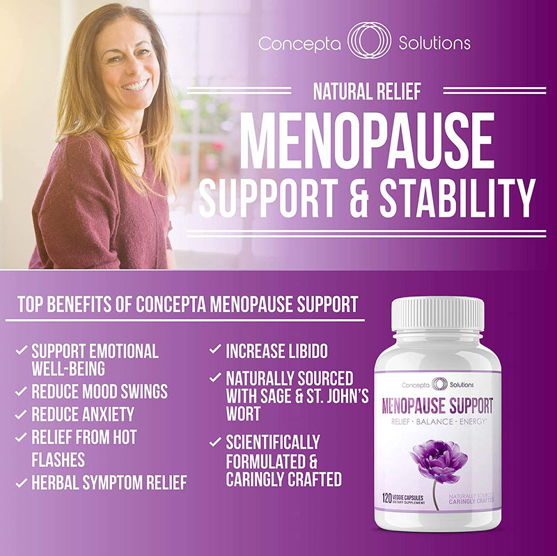 Menopause Relief Supplement