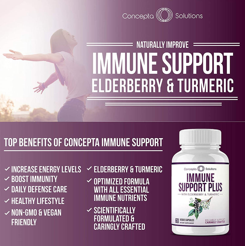 Immune Support Plus