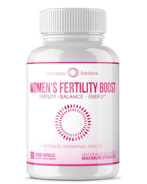 Women's Fertility Boost