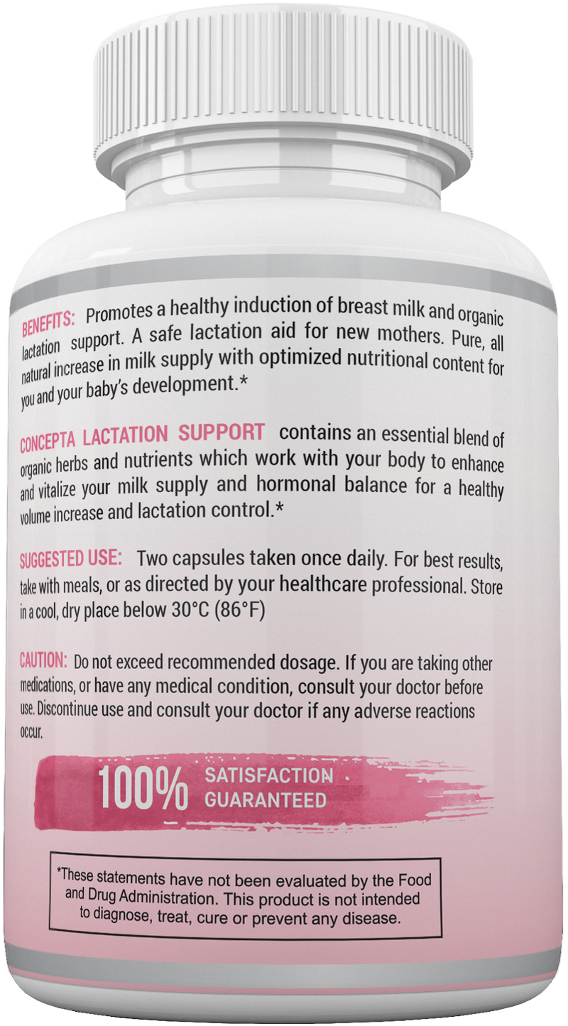 Original Lactation Support Blend Plus
