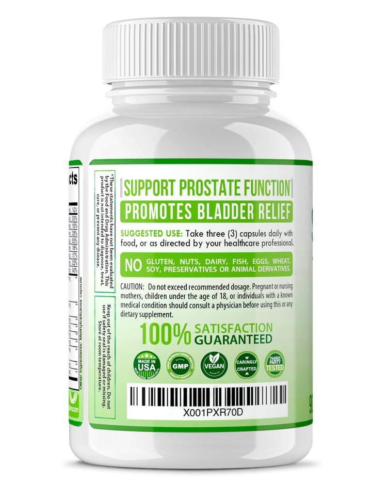 Saw Palmetto Prostate Support