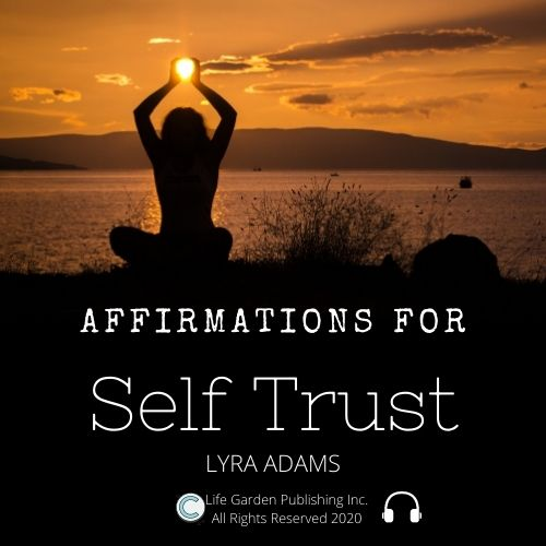 Affirmations For Self Trust