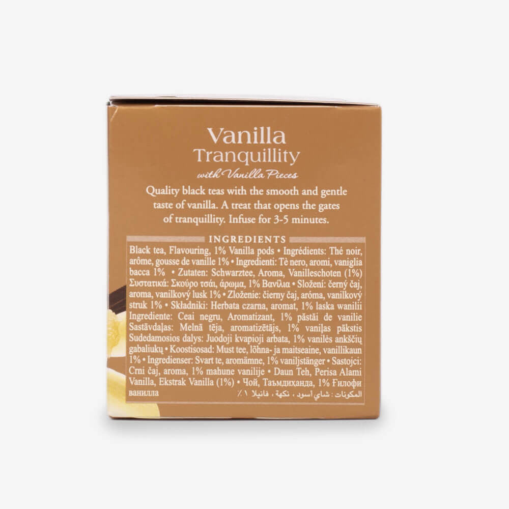 Vanilla Tranquility Fruit Black Tea