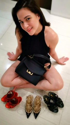 Bea Alonzo's GIVENCHY Medium Mystic Bag