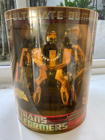 Ogie Alcasid's Ultimate bumblebee transformer mint in box by Hasbro