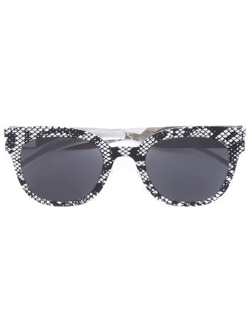 Angel Locsin's MYKITA + MAISON MARGIELA TRANSFER Sunglasses