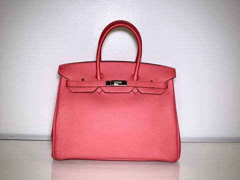 Rhea Tan of Beautederm's AUTHENTIC Hermès Birkin Size 35