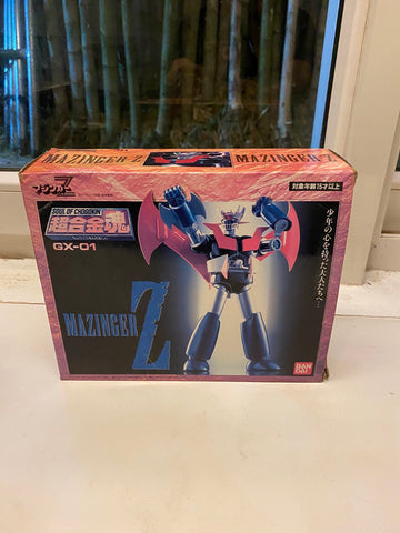 Ogie Alcasid's Mazinger Z 1997 version. Opened