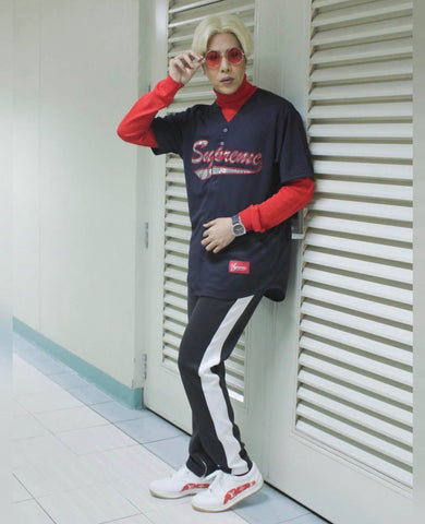 Vice Ganda's Supreme x Louis Vuitton Monogram Sneakers