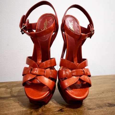 Bea Alonzo's YSL Tribute 105 Red Heels
