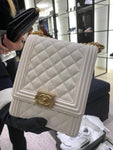 Anne Curtis' CHANEL Cruise Boy North South Hand Bag 2019 Collection