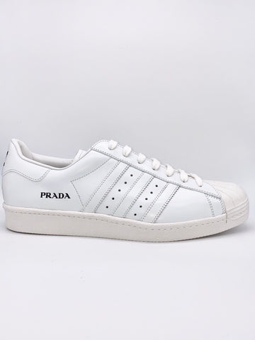 Hayden Kho's Prada x Adidas Superstar Sneakers (LIMITED EDITION)