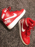 Vice Ganda's Nike Air Force 1 High Supreme SP WORLD FAMOUS Sneakers