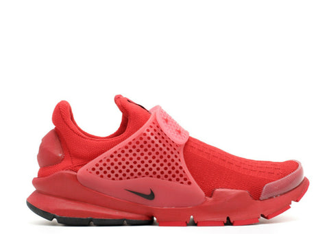 Vhong Navarro's Nike Sock Dart Independence Day Red
