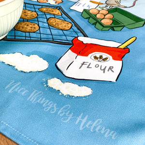 Baking with Cecil - Adult's apron
