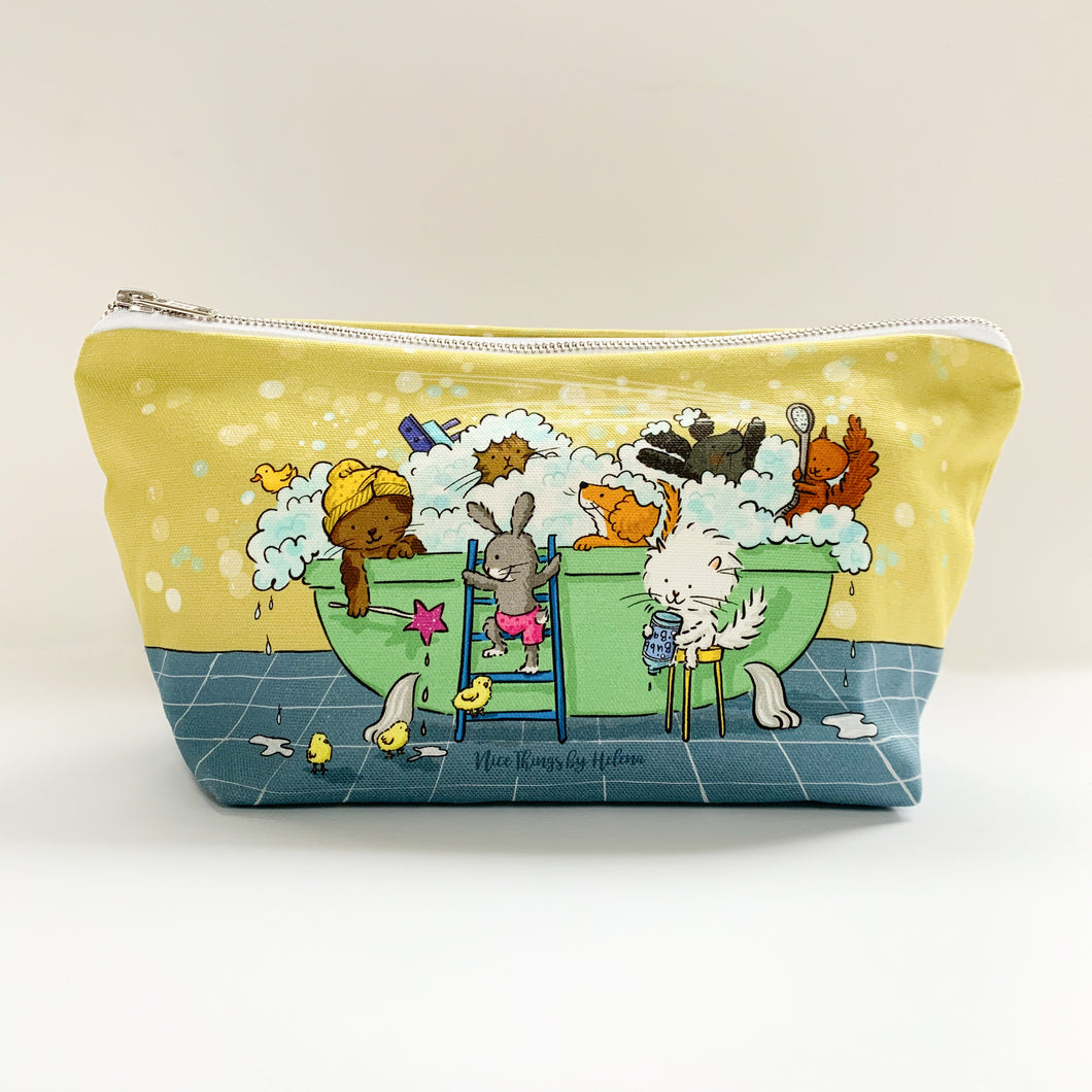 Fun Time Bath Time - Wash Bag