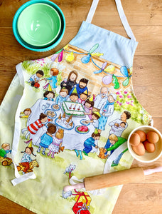 Birthday Party - Adult apron