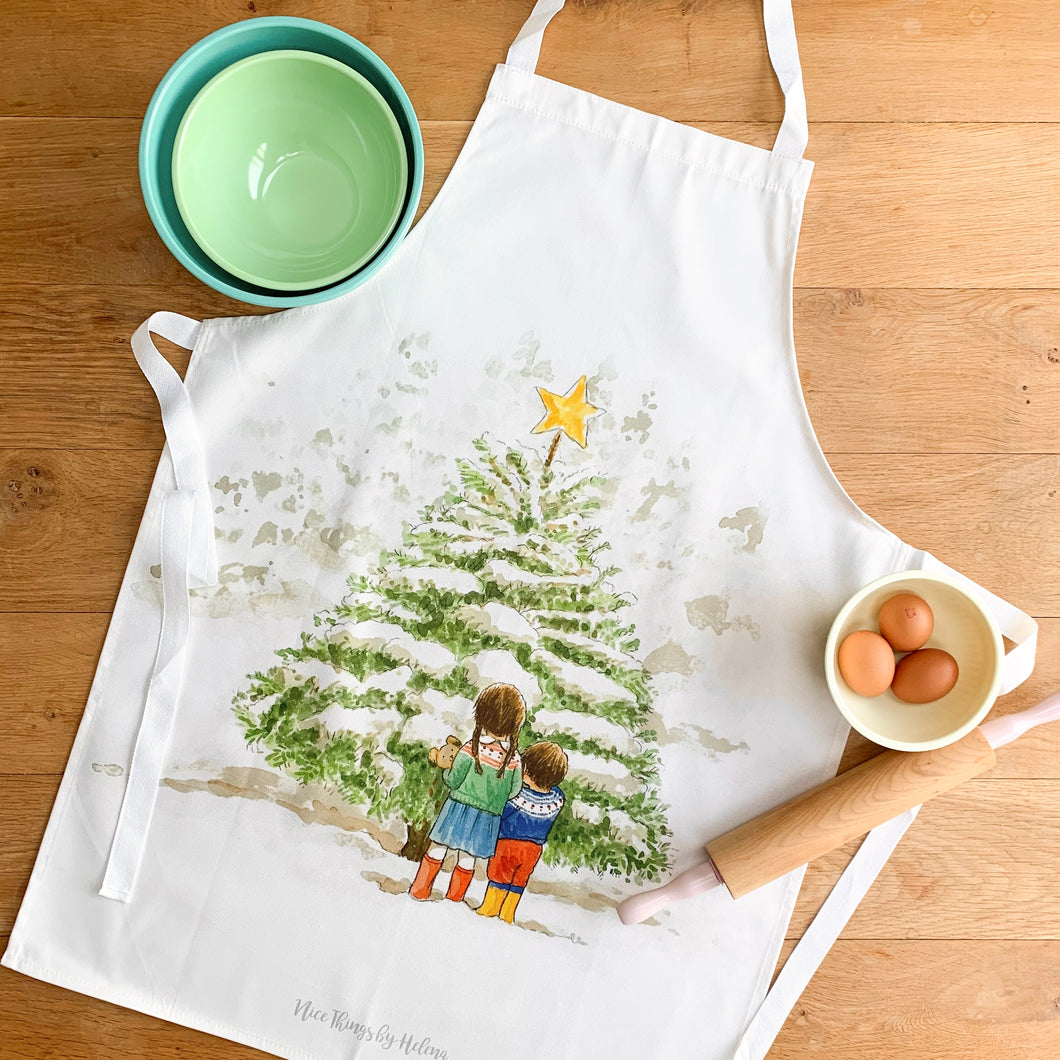 Star of Wonder - Adult apron