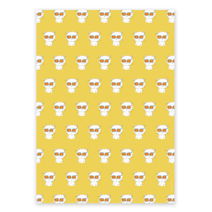Wrapping Paper - You are fabulous (4 sheets)