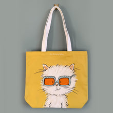 Load image into Gallery viewer, Elton Cecil - Cotton Tote Bag