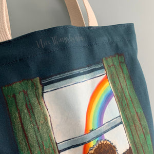 Hope - Cotton Tote Bag