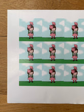 Load image into Gallery viewer, Sheet of 15 Stickers - Little Kitten