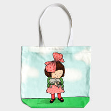 Load image into Gallery viewer, Little Kitten - Cotton Tote Bag