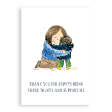 Load image into Gallery viewer, Greetings card - For someone you love