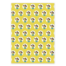 Load image into Gallery viewer, Wrapping Paper - My Dearest Friend (4 sheets)