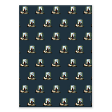 Load image into Gallery viewer, Wrapping Paper - Mixed pack (4 sheets)