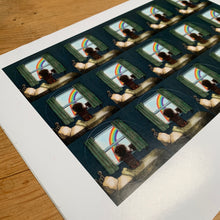 Load image into Gallery viewer, Sheet of 15 stickers - Hope