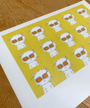 Load image into Gallery viewer, Sheet of 15 stickers - Elton Cecil