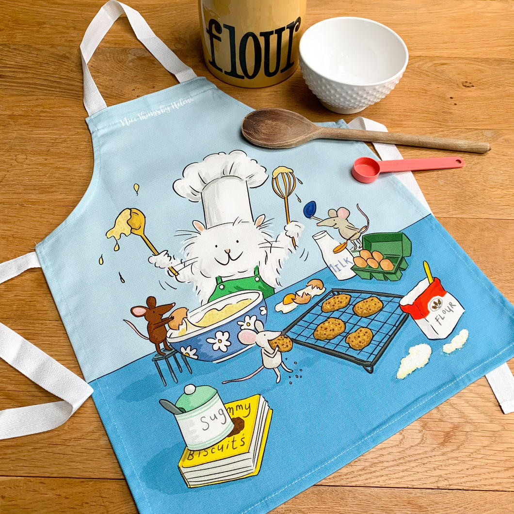Baking with Cecil - Children's apron