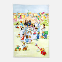 Load image into Gallery viewer, Birthday Party - Tea towel