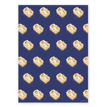 Load image into Gallery viewer, Wrapping Paper, Baby Jesus - Christmas (4 sheets)
