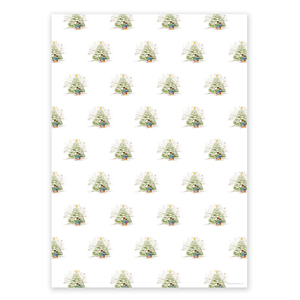 Wrapping Paper, Star of Wonder - Christmas (4 sheets)