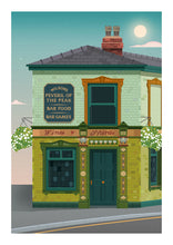 Load image into Gallery viewer, Peveril of the Peak Manchester Poster Print