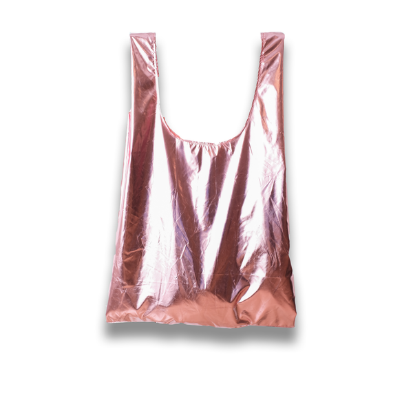 PINK TRASH BAG