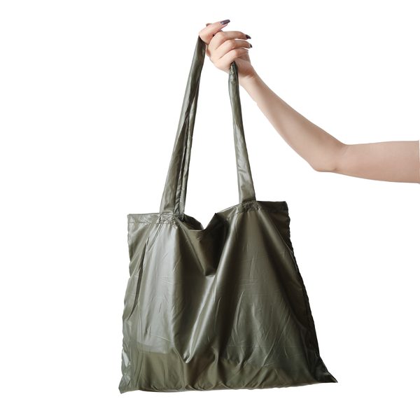 KHAKI THOUGHT BAG