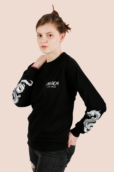 UNISEX SWEATSHIRT - DRAGON 442