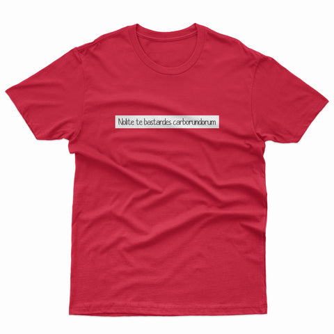WOMEN RED T-SHIRT