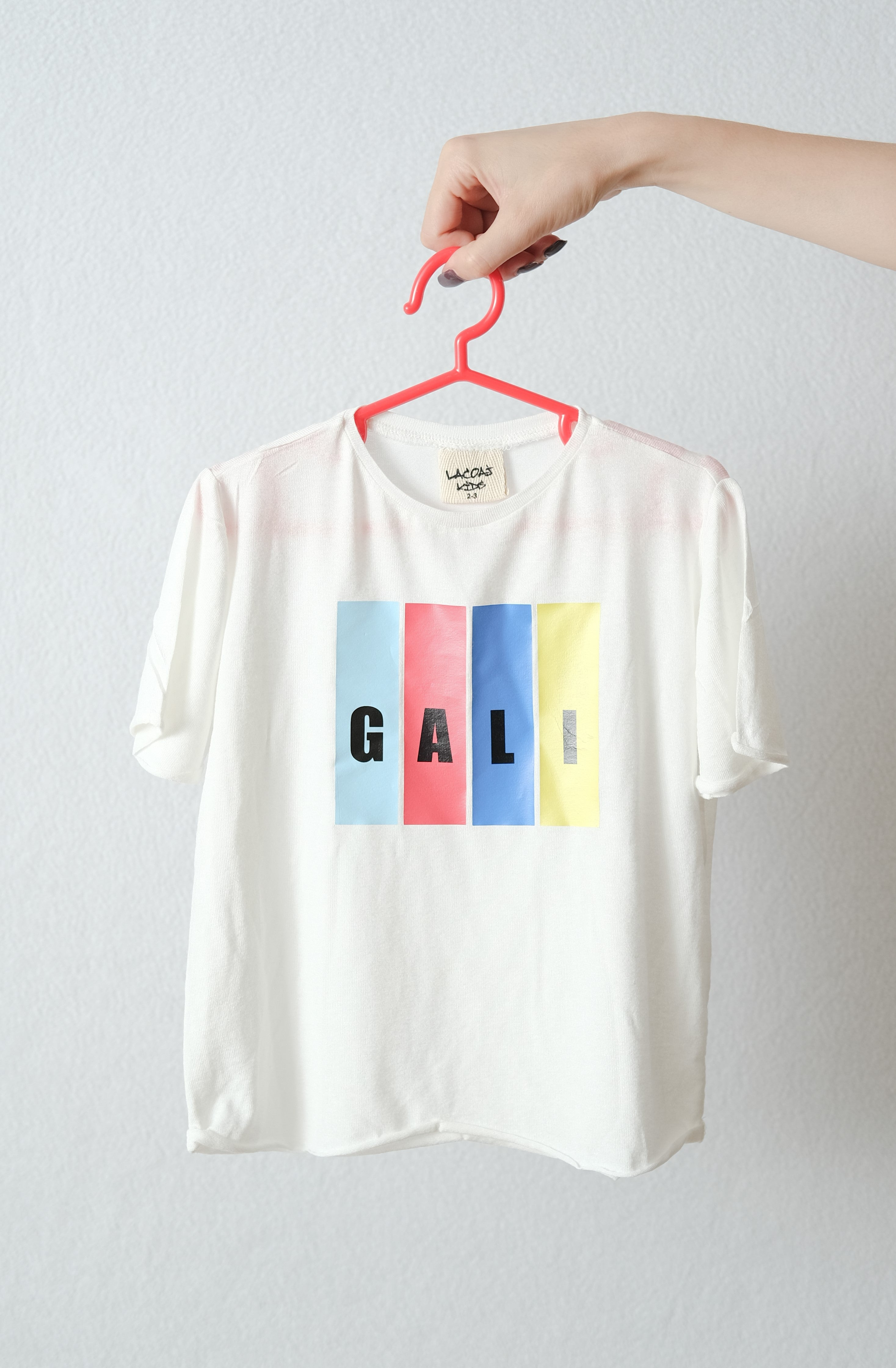 White T - Shirt GALI