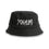BLACK BUCKET HAT - SOKHUMI
