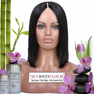ASIA - True Roots Closure (this is NOT the Thin-Part Wig)