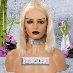 MAJESTY - Thin-Part Wig