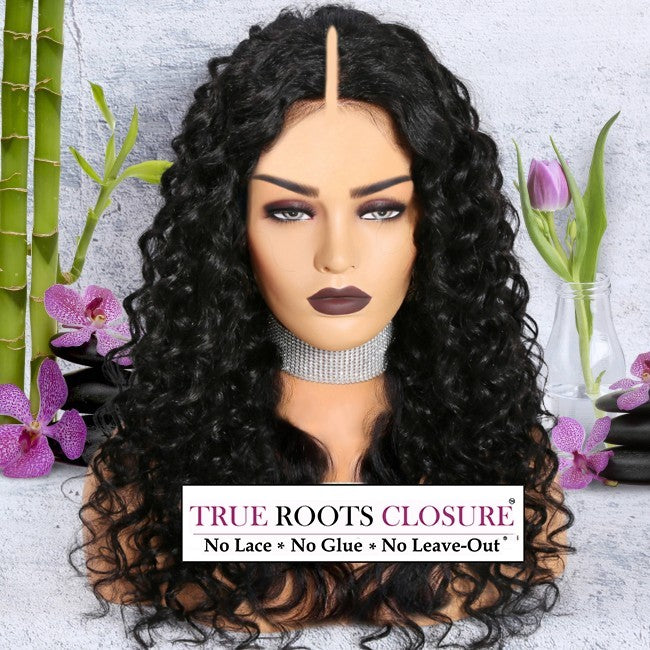 KYM - True Roots Closure (this is not the Thin-Part Wig)