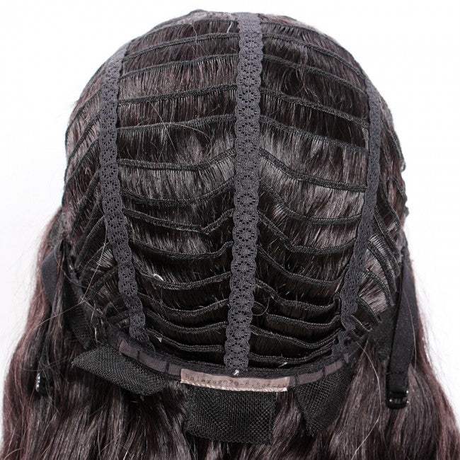 Jada (Kinky Straight)- 10 Minute Sew-in U Part Wig